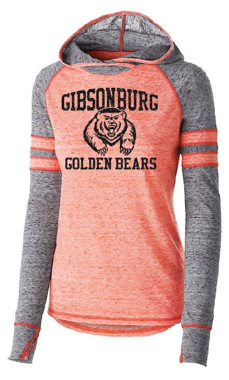 Gibsonburg Golden Bears- Holloway Ladies Advocate Hoodie