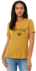 Bee Kind Short Sleeve Tri-Blend