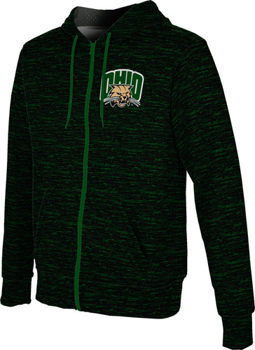 Ohio University Full-Zip Hoodie-Brushed