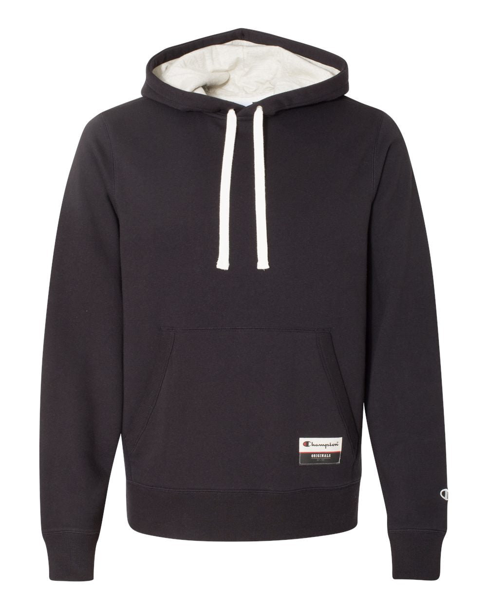 Champion AO600- Originals Sueded Fleece Pullover Hood