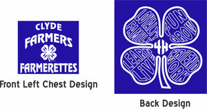 Clyde Farmers and Farmerettes Apparel