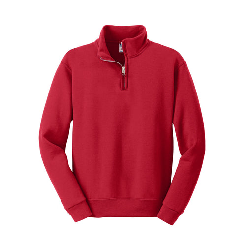 Adult 1/4 zip Sweatshirt