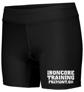 Iron Core Gym Ladies Short