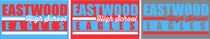 Eastwood (EWAS03) Design on Optional Apparel