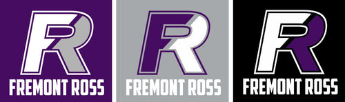 Fremont Ross (FRAS10) Design on Optional Apparel