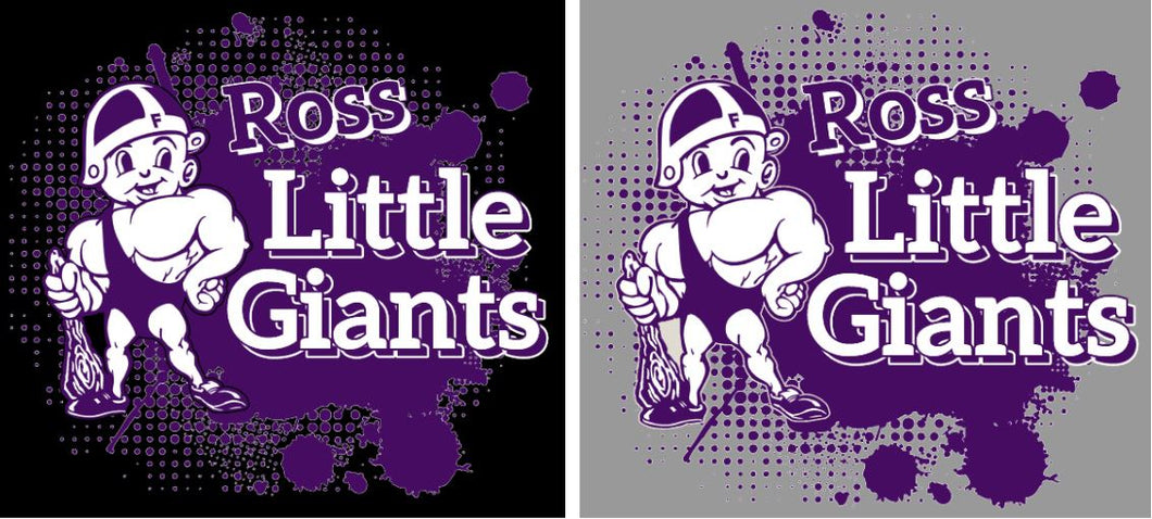 Fremont Ross (FRAS16) Design on Optional Apparel