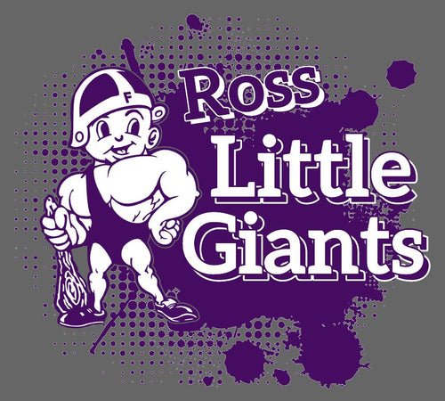 Fremont Ross BOOSTERS (FRAS16) Design on Optional Apparel