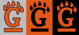 Gibsonburg (GBAS14) Design on Optional Apparel
