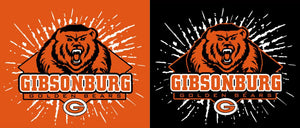 Gibsonburg (GBAS17) Design on Optional Apparel
