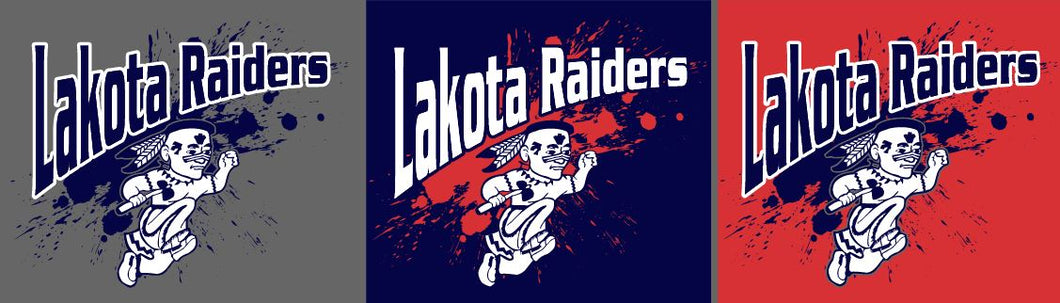 Lakota (QSL229) Design on Optional Apparel