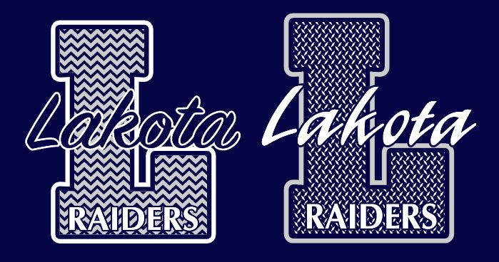 Lakota (QSL484) Design on Optional Apparel