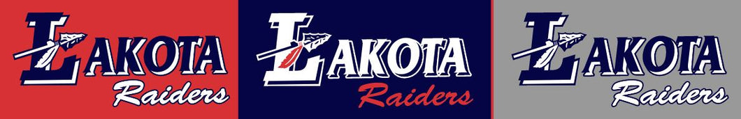Lakota (RAS36) Design on Optional Apparel