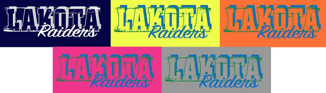 Lakota (RAS38) Design on Optional Apparel