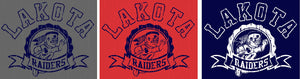 Lakota (RAS43) Design on Optional Apparel