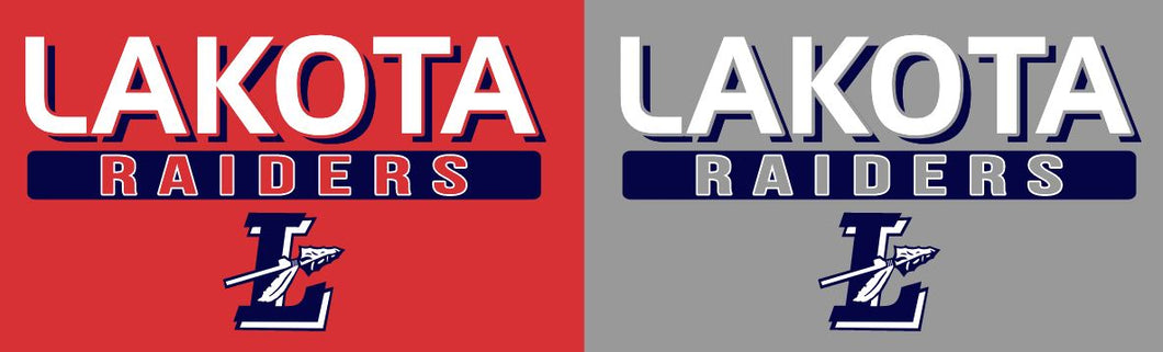 Lakota (RAS44) Design on Optional Apparel