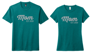 Mom. Established... Tri-Blend T-Shirt