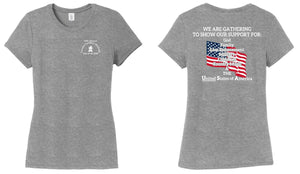 Country Campout Weekend T-Shirt Options