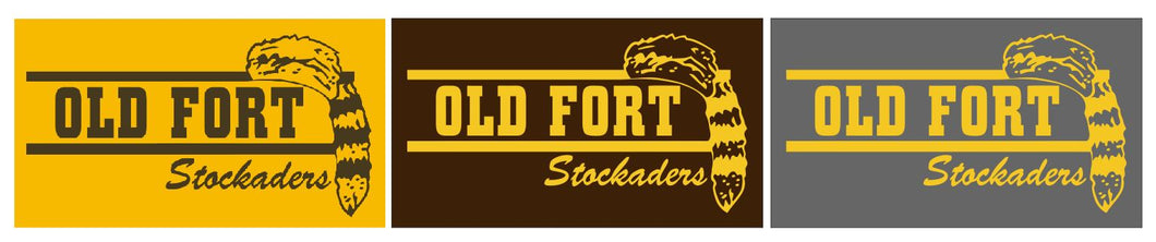 Old Fort (OFAS09) Design on Optional Apparel
