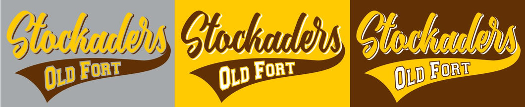 Old Fort (OFAS11) Design on Optional Apparel