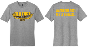 2020 Cancelled Spring Sports-Old Fort Track & Field T-Shirt