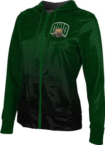 Ohio University Full-Zip Hoodie-Ombre