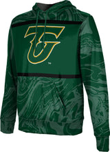 Tiffin University Pullover Hoodie-Ripple
