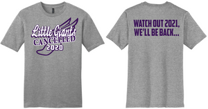 2020 Cancelled Spring Sports-Fremont Ross Track & Field T-Shirt