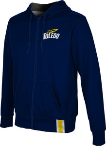University of Toledo Full-Zip Hoodie-Solid
