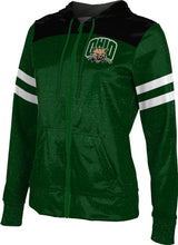 Ohio University Full-Zip Hoodie-Gameday