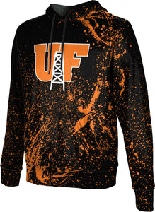 University of Findlay Pullover Hoodie-Splatter