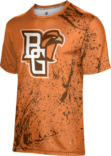 BGSU Tech Tee-Splatter
