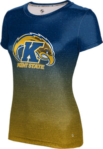 Kent State University Tech Tee-Ombre