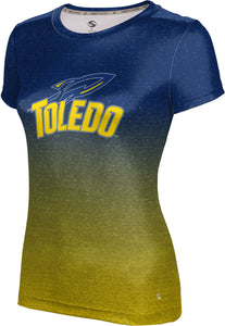 University of Toledo Tech Tee-Ombre