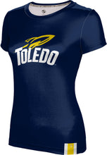 University of Toledo Tech Tee-Solid