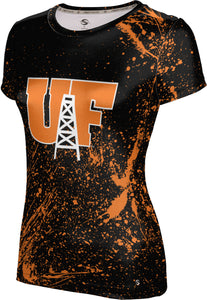 University of Findlay Tech Tee-Splatter