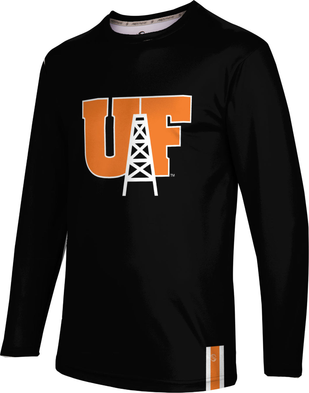 University of Findlay Long Sleeve Tee-Solid