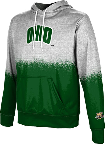 Ohio University Pullover Hoodie-Spray