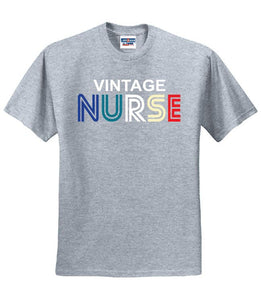 Vintage Nurse Apparel (Various Options)