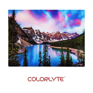 "ColorLyte Photo Glass Panel - 11"" x 14"""