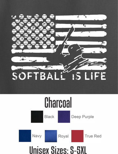 Baseball/Softball is life