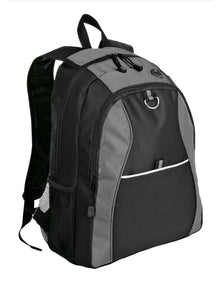 Port Authority® Contrast Honeycomb Backpack