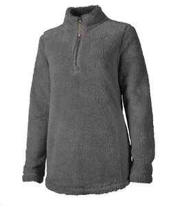 Women's Sherpa Fleece 1/4 zip