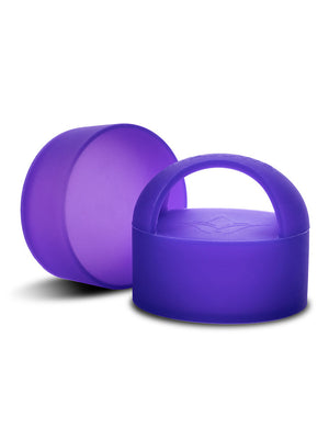 LOOP - SILICONE CAP FOR VIA BOTTLE - AMETHYST
