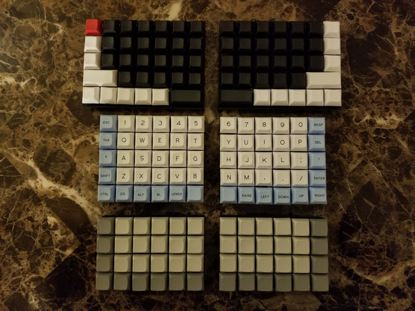 Wireless Split Keyboard Group Buy