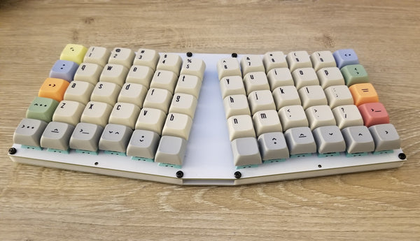 Kappa Programmable Wireless Ergonomic Keyboard