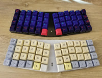 Zeta Ergonomic Wireless Keyboard