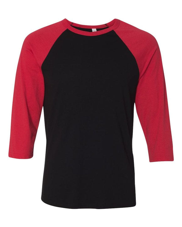 Solid Color Raglan
