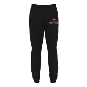 Gulf Coast Canes Cuffed Bottom Jogger Pants