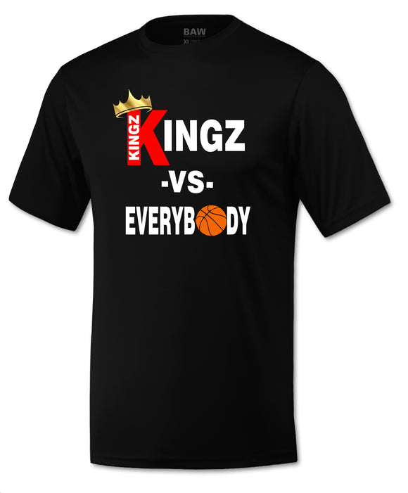 Kingz Vs Everybody Crew Neck