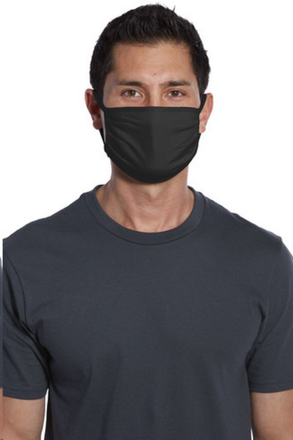 Flat Front Adult Masks
